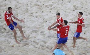 Mundial/Futebol de praia: Rússia sagra-se campeã pela terceira vez