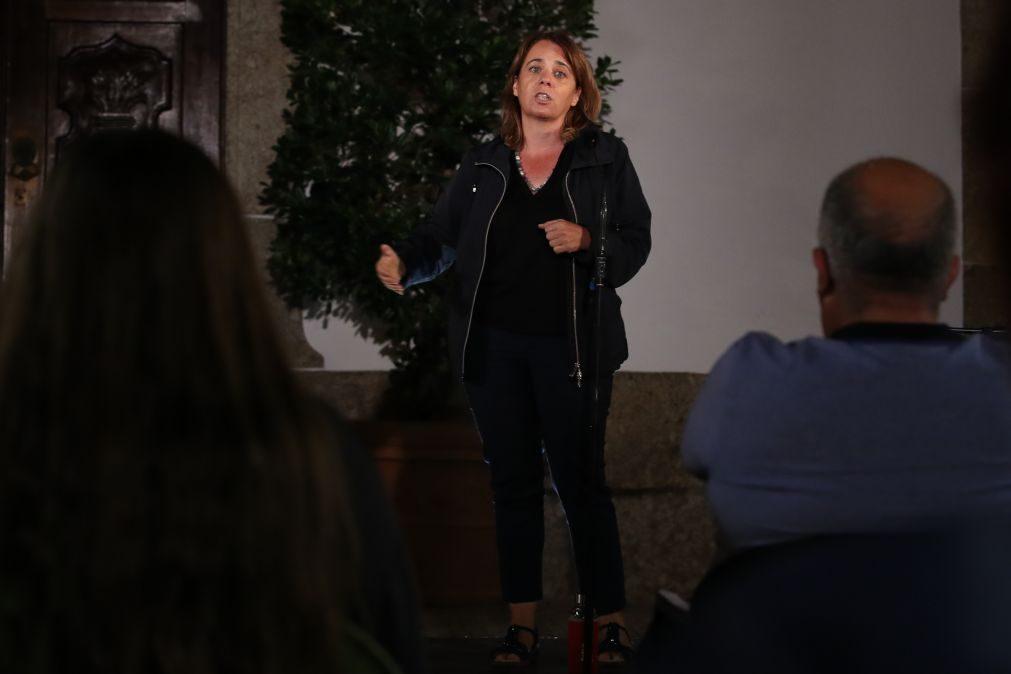 Catarina Martins critica