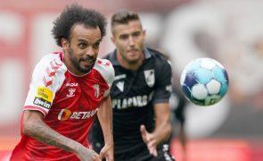 Sporting de Braga e Vitória de Guimarães empatam 0-0 na 'Pedreira'