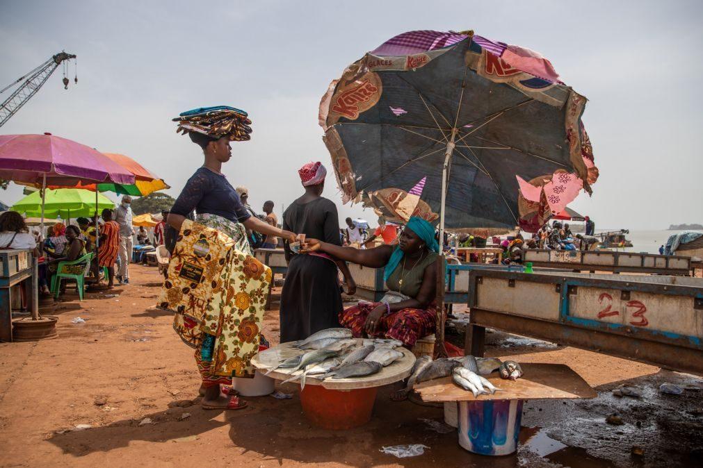 Covid-19: Guiné-Bissau atinge 117 mortes