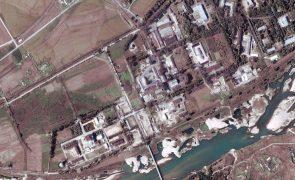 Coreia do Norte parece ter reiniciado um reator nuclear, diz ONU