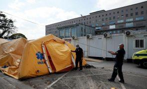Covid-19: Desmontar Hospital de Campanha do INEM no São João é um momento de