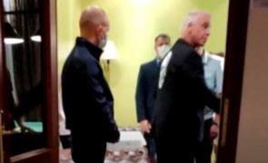 Vocalista dos Rammstein detido na Rússia