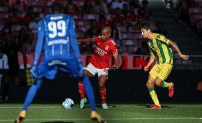 João Mário diz que assinar pelo Benfica foi