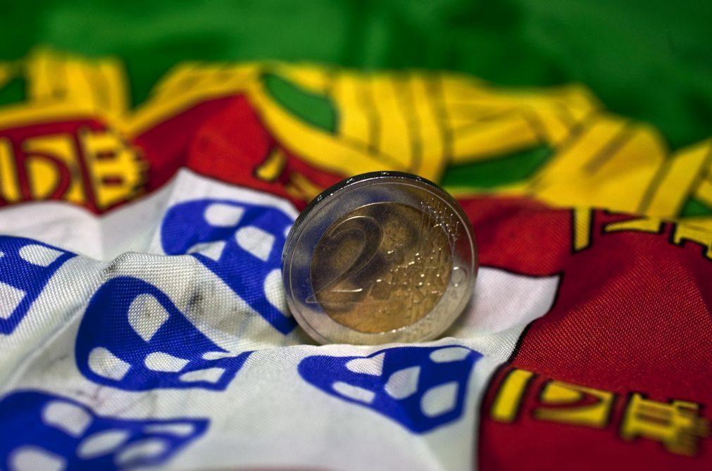 Juros da dívida de Portugal a subir a 2 e 5 anos e a cair a 10 anos