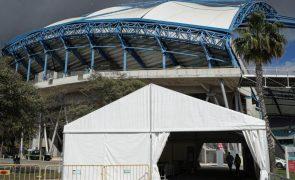 Portugal-República da Irlanda vai ter 7.865 espetadores no estádio do Algarve