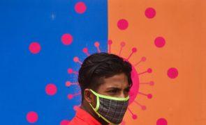 Covid-19: Pandemia já matou pelo menos 4.507.823 pessoas no mundo