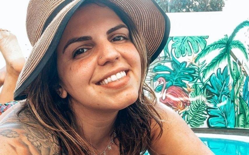 Tatiana Boa Nova no hospital com falta de ar e tonturas