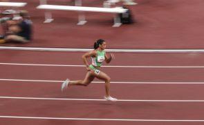 Paralímpicos: Carina Paim foi quarta na final dos 400 metros T20