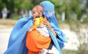 Afeganistão: Mais 20 cidadãos refugiados chegam hoje a Portugal