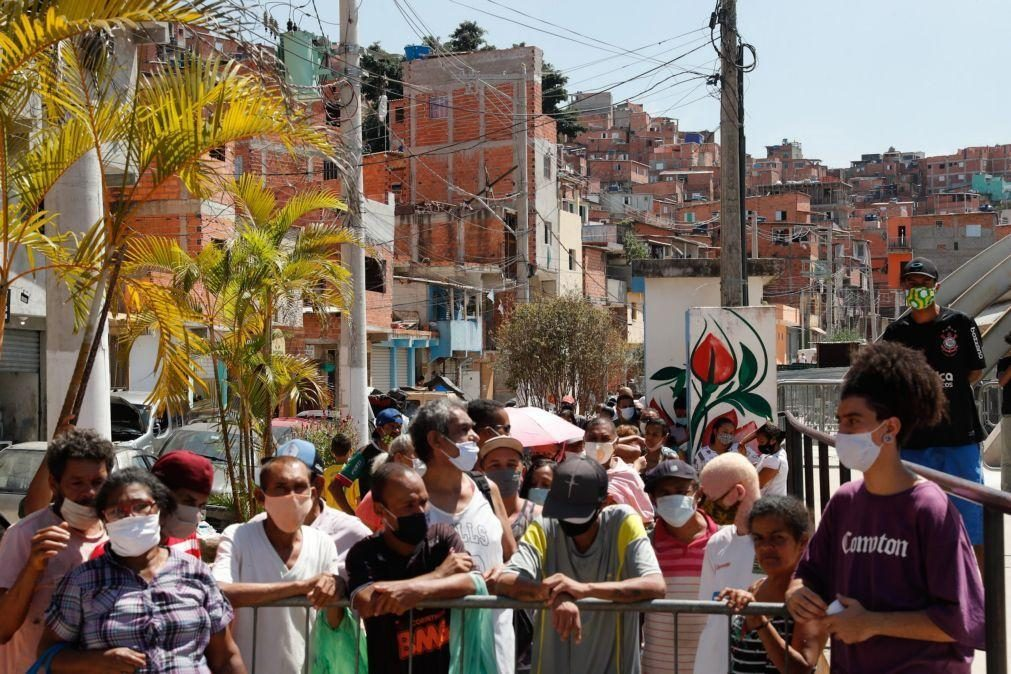 Desemprego atinge 14,4 milhões de pessoas no Brasil