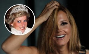 Cristina Ferreira faz homenagem à princesa Diana 24 anos após a sua morte