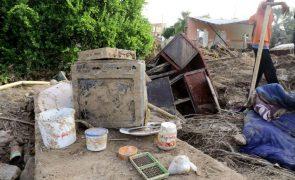 Cerca de 380.000 pessoas afetadas por inundações no Sudão do Sul