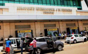 Covid-19: Fim da quarentena à chegada a Angola para quem tiver vacinação completa
