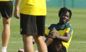 Joelson vai atuar duas temporadas no Basileia por empréstimo do Sporting