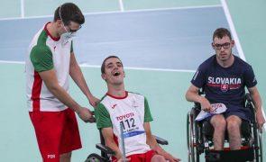 Paralímpicos: André Ramos joga para o bronze no torneio de boccia BC1