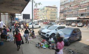 Covid-19: Angola com 213 novos casos e sete óbitos nas últimas 24 horas
