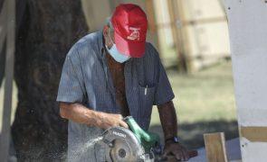 Setor da construção tem nova tabela salarial entre 665 euros e 1.020 euros