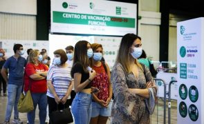 Covid-19: Madeira sinalizou 29 novos casos e 231 infetados ativos