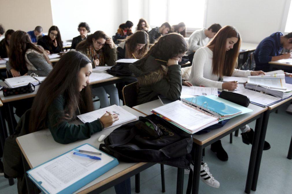 Segunda fase dos exames nacionais começa hoje com cerca de 46 mil inscritos
