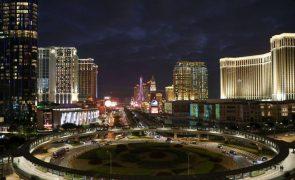 Receitas do jogo em Macau descem 47% em agosto