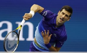 US Open: Djokovic vence Holder Rune