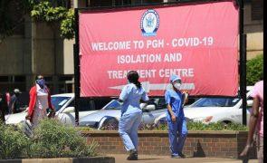 Covid-19: África com mais 768 mortes e 22.388 novos casos nas últimas 24 horas