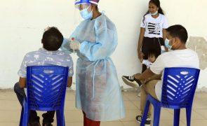 Covid-19: Timor-Leste regista cinco mortes, maior número num período de 24 horas