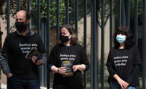 Greve dos funcionários judiciais encerra dezenas de tribunais
