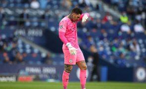 Ederson renova com o Manchester City até 2026