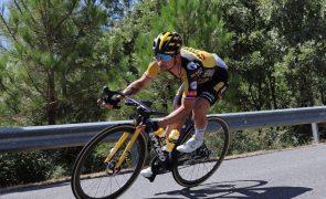 Vuelta: Primoz Roglic vence 17.ª etapa e é novo líder da geral