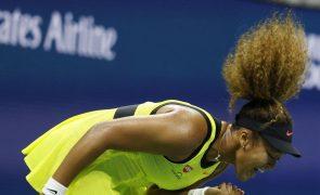 US Open: Osaka beneficia da desistência de Olga Danilovic e segue em frente