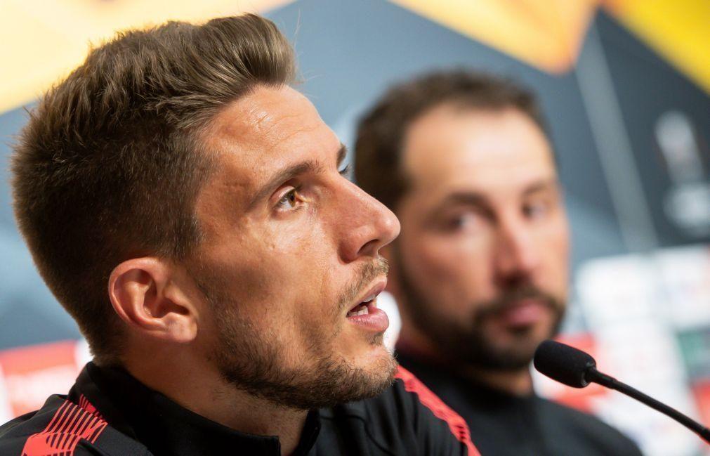 Daniel Carriço regressa ao futebol espanhol para competir a um nível mais alto