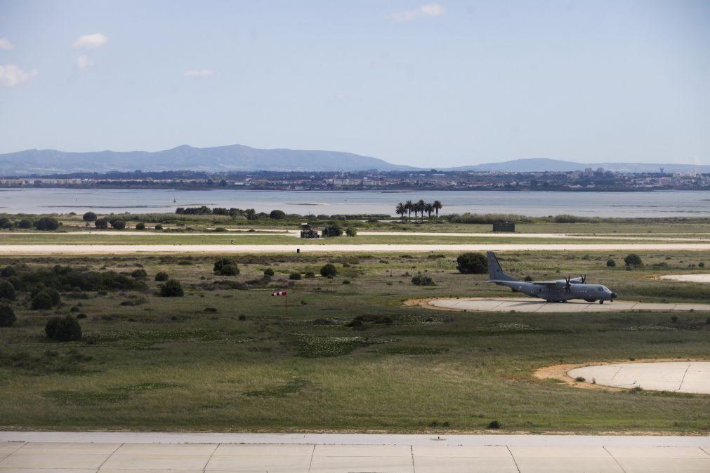 Montijo: Tribunal indeferiu providência cautelar mas critica localização do aeroporto