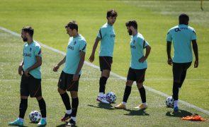 Mundial2022: Palhinha e Rafa titulares por Portugal no jogo com República da Irlanda