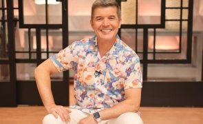 João Baião Toma comprimidos e chegou a provocar o vómito por causa da TV
