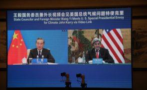 China alerta EUA que más relações podem afetar cooperação no âmbito do clima