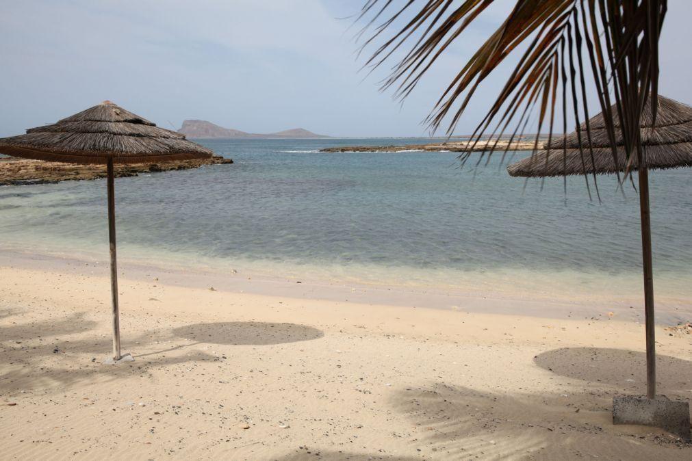 Covid-19: Receitas da taxa turística em Cabo Verde caíram quase 90% em sete meses