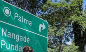 Moçambique/Ataques: Rede móvel reativada em Palma e Mocímboa da Praia