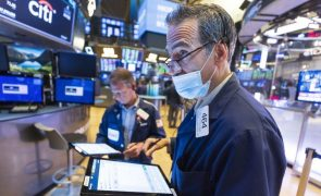 Bolsa de Nova Iorque em alta após dados positivos do emprego