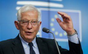 Borrell esclarece que jamais pensou em força da UE com 50 mil militares