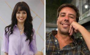 Manuel Marques e Beatriz Barosa mostram-se juntos pela primeira vez