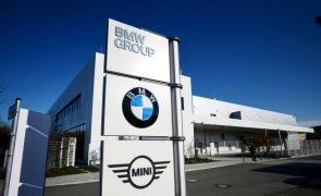 BMW quer acelerar a redução das suas emissões de CO2 até 40%
