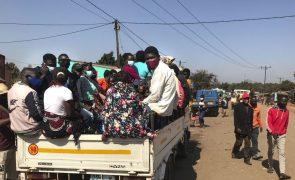 Covid-19: Moçambique anuncia mais cinco mortes, 312 casos e 1.031 recuperações