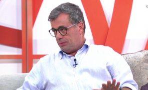 Quintino Aires considera que administradores da TVI se escondem