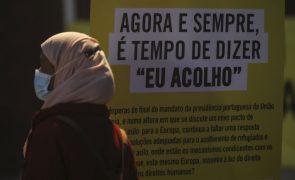 Portugal recebeu hoje sete refugiados oriundos da Turquia, total ascende já a 818