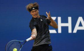 US Open: Alexander Zverev e Ashleigh Barty avançam sem dificuldade