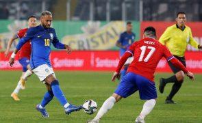 Mundia2022: Brasil vence Chile, Argentina e Equador regressam aos triunfos