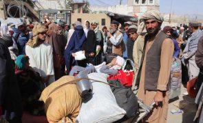 Afeganistão: ACM assinala disponibilidade para acolher 550 refugiados