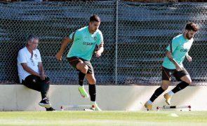 Mundial2022: Fernando Santos antecipa 'onze' renovado frente ao Qatar